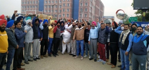protest against government