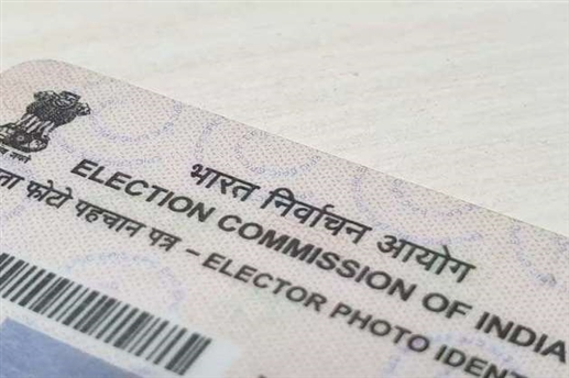 voter id can be downloaded in pdf format from today as aadhaar and pan on 11th national voters day