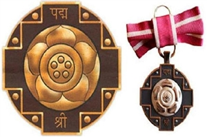 Padma Shri honors five Punjab celebrities