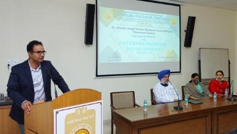 khalsa college workshop