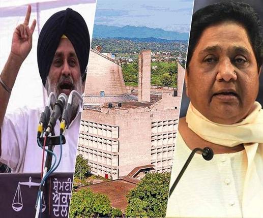 Punjab Election 2022 Punjab on the lookout for falling parties UP on target | ਟੁੱਟ ਰਹੀਆਂ ਪਾਰਟੀਆਂ ਦੇ ਦਾਅ-ਪੇਚ