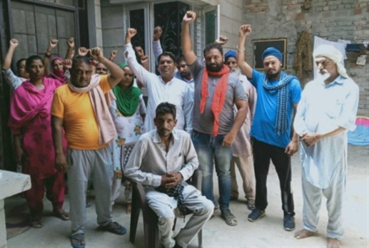 Social and caste oppression on dalits continues to rise: Himmatpura