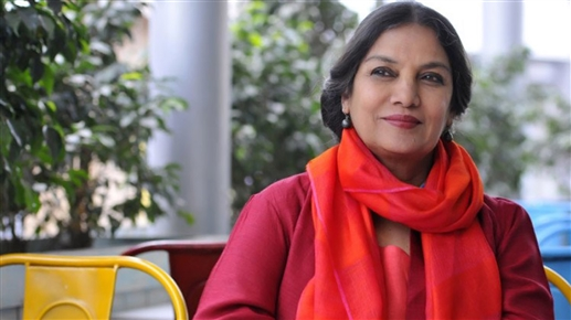 Shabana azmi urge mumbai police and cyber cell to take action against liquor delivering portal