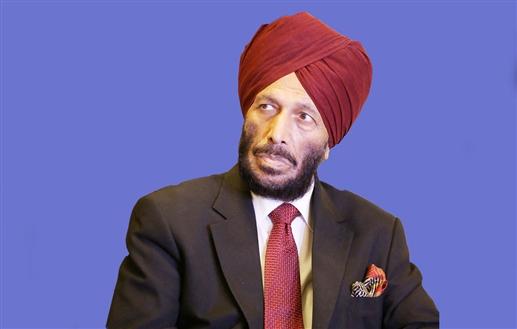 Flying Sikh Milkha Singh