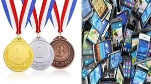 Tokyo Olympics : ਜਾਪਾਨ ਦਾ ਕਾਰਨਾਮਾ, ਖਰਾਬ ਫੋਨ ਤੇ ਲੈਪਟਾਪ ਦੇ ਬਣਾ ਦਿੱਤੇ 5,000 ਗੋਲਡ, ਸਿਲਵਰ ਤੇ ਕਾਂਸੇ ਦੇ ਮੈਡਲ