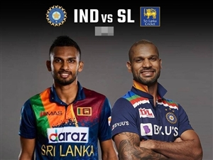 India vs Sri Lanka T20 Match : ਪਹਿਲੇ ਮੁਕਾਬਲੇ 'ਚ ਭਾਰਤ ਨੂੰ ਮਿਲੀ ਜਿੱਤ, ਸ੍ਰੀਲੰਕਾ ਨੂੰ 38 ਦੌੜਾਂ ਨਾਲ ਹਰਾਇਆ