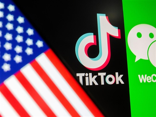 If the court is satisfied then the ban on TikTok will take place