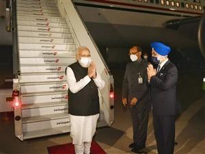 PM Modi at UNGA Updates: ਨਿਊਯਾਰਕ ਪਹੁੰਚੇ , ਸੰਯੁਕਤ ਰਾਸ਼ਟਰ ਮਹਾਸਭਾ 'ਚ ਸੰਬੋਧਨ 'ਤੇ ਟਿਕੀਆਂ ਸਭ ਦੀਆਂ ਨਜ਼ਰਾਂ