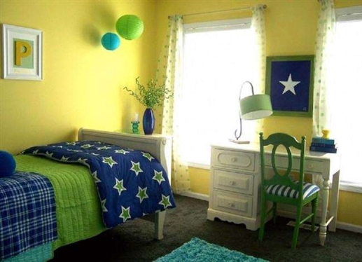 Vastu Tips for Kids Room Decorate their room like this for the positive development of children