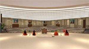 ਦਿਵਿਆ ਦਰਸ਼ਨ ਭਵਨ ਦਾ ਨਿਰਮਾਣ ਕਾਰਜ ਸ਼ੁਰੂ
