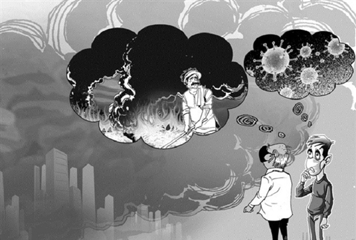 Weak fight against pollution
