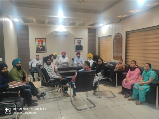 The Guru Nagri Council thanked Rana KP for approving the development works worth Rs 1 crore 42 lakh