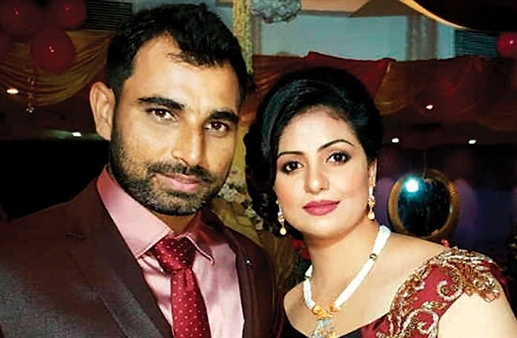 Haseen Jahan wife of cricketer Mohammad Shami, arrested for threatening