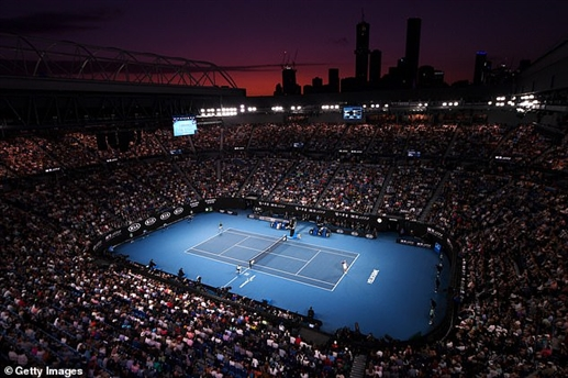The Australian Open to be delayed