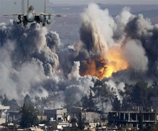 US carries out airstrikes in Syria detail given by Pentagon