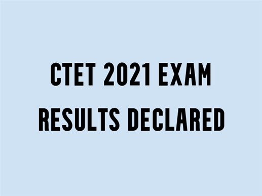 CTET exam More than six and a half lakh passed