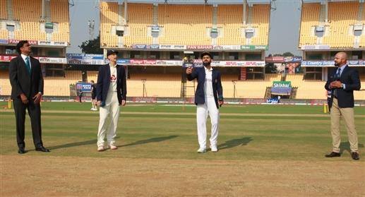 Debate on Ahmedabad pitch