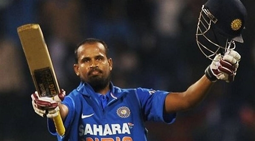 Retired by Yusuf Pathan