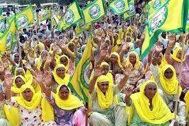Farmer's Protest : ਕਿਸਾਨੀ ਧਰਨਿਆਂ ਦੀ ਸਮੁੱਚੀ ਕਮਾਨ ਔਰਤਾਂ ਹੱਥ ਰਹੀ