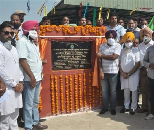 Partarpura Sabzi mandi opens for public