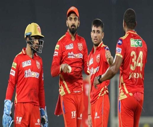 IPL 2021 PBKS vs SRH Punjab Kings maintain hopes beat Hyderabad by five runs
