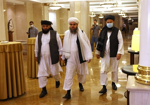 Russia has shown the Taliban a mirror asking them to form a coalition government