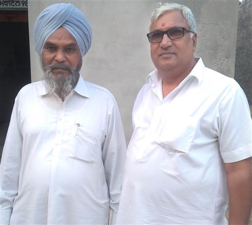 jai chand jhanji resigned from bjp
