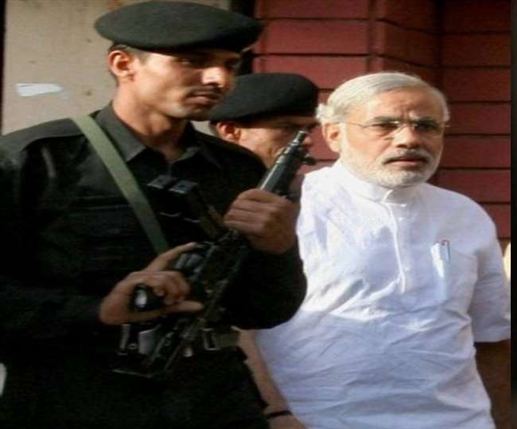 When Modi did not drink a cup of tea during the nine hour interrogation