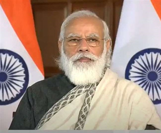 pm modi address on constitution day will talk to bjp workers across the  country