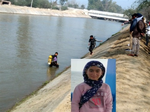 Student jumps into canal body recovered