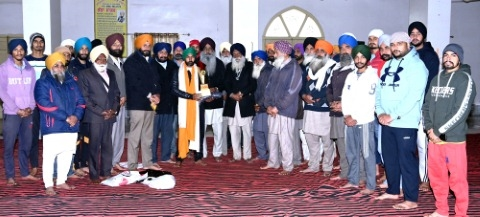 Dhillon and boddey honoured