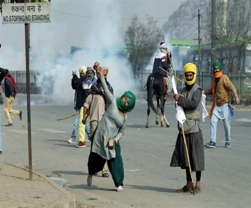 tight security in national capital delhi after violence in various area common man issues