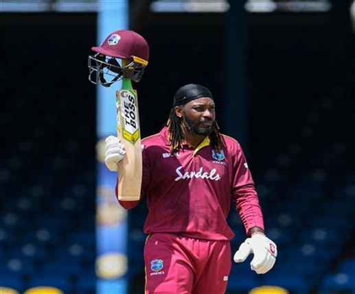 West Indies recall chris gayle and edwards for t20 series against sri lanka