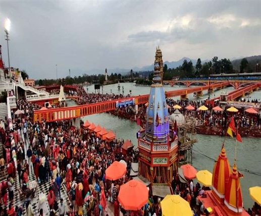 Haridwar kumbh mela 2021 test of covid 19 will be done by CRISPR technology