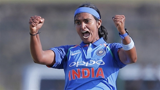 Shikha leave from the Indian team not in Shefali ODI