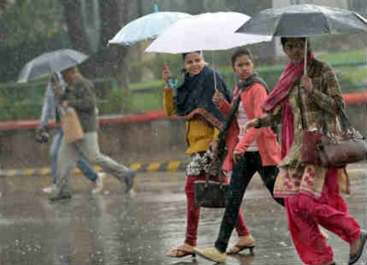 Rain in Punjab Heavy rains expected in Punjab in these two days monsoon in the state is fully active