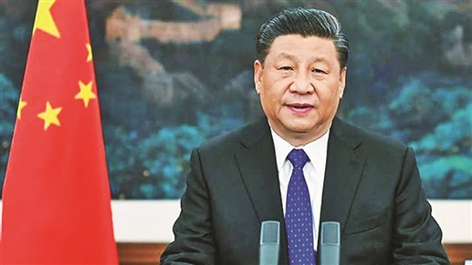 Xi Jinping crushed in the intoxication of power
