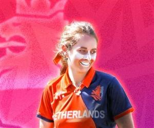 Frederique Overdijk ਨੇ ਬਣਾਇਆ ਵਿਸ਼ਵ ਰਿਕਾਰਡ, T20I ਮੈਚ 'ਚ ਝਟਕਾਈਆਂ ਏਨੀਆਂ ਵਿਕਟਾਂ