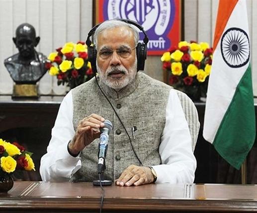 pm narendra modi to address nation through mann ki baat today