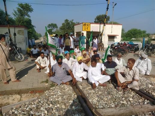 Impact of India shutdown in Fazilka complete market closure