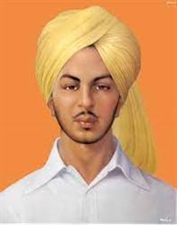 born my mother Bhagat Singh