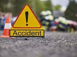 Accident on Bathinda Chandigarh Road Husband Wife died