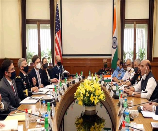India US  ministerial level talks continue