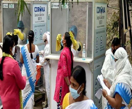 India coronavirus news more than 16 thousand cases reported for fourth consecutive day above 100 people died