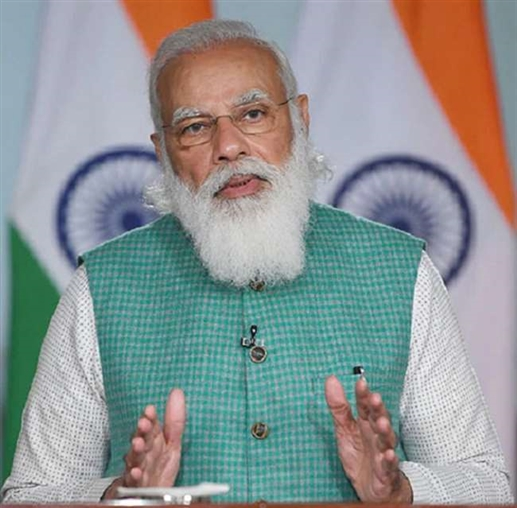 PM Modi to address 2021 second Mann Ki Baat today