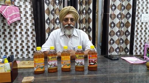 success farmer gurmit singh
