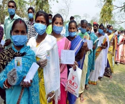 ਪਹਿਲੇ ਗੇੜ 'ਚ ਦਿਸਿਆ ਵੋਟਰਾਂ ਦਾ ਉਤਸ਼ਾਹ, ਬੰਗਾਲ 'ਚ 80% ਤੇ ਅਸਾਮ 'ਚ 73% ਵੋਟਿੰਗ