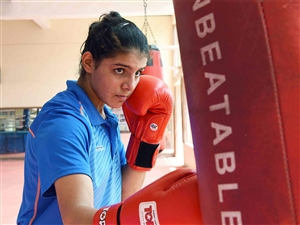Asian Boxing Championships : ਸਮੀਖਿਆ ਤੋਂ ਬਾਅਦ ਫਾਈਨਲ 'ਚੋਂ ਬਾਹਰ ਹੋਈ ਸਾਕਸ਼ੀ ਚੌਧਰੀ