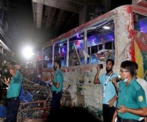Blast in Dhaka: ਬੰਗਲਾਦੇਸ਼ ਦੀ ਰਾਜਧਾਨੀ 'ਚ ਵਿਸਫੋਟ, 7 ਦੀ ਮੌਤ, 50 ਜ਼ਖ਼ਮੀ, ਹਸਪਤਾਲ 'ਚ ਭਰਤੀ 10 ਦੀ ਹਾਲਤ ਗੰਭੀਰ