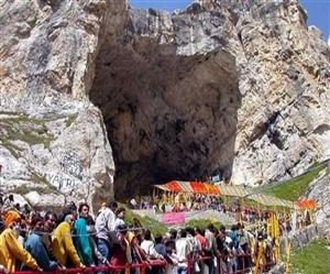 Baba Amarnath Yatra Aarti Telecast : ਬਾਬਾ ਅਮਰਨਾਥ ਦੀ ਆਰਤੀ ਦਾ ਸਿੱਧਾ ਪ੍ਰਸਾਰਣ ਸ਼ੁਰੂ, ਵਿਸ਼ੇਸ਼ ਪੂਜਾ 'ਚ ਉਪ ਰਾਜਪਾਲ ਵੀ ਹੋਏ ਸ਼ਾਮਲ